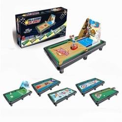 Επιτραπέζια Παιχνίδια Διάφορα 6 Σε 1 (JK093693)