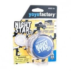 Yo-Yo Nightstar Clear Blue (YO-245)