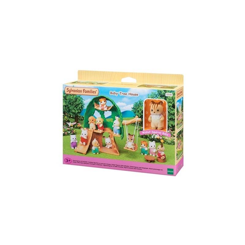 Sylvanian Families - Baby Treehouse (046956)