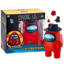 P.M.I. Among Us Action Figures Hats & Accessories 1 Pack S1-4 Σχέδια(AU6500)